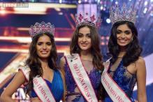Delhi girl Aditi Arya wins Miss India 2015 crown