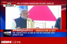 PM Modi pitches for innovation in I-T sector for economic progress