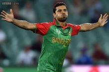 World Cup: Mashrafe Mortaza dedicates win over England to 'freedom fighters'