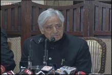 J&K CM Mufti Sayeed credits Pakistan, Hurriyat, terrorists for peaceful polls; BJP in a tight spot