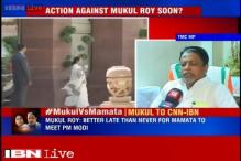 TMC chief Mamata Banerjee may act against party MP Mukul Roy for opening up to media