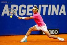 Rafael Nadal beats Juan Monaco in Argentina Open