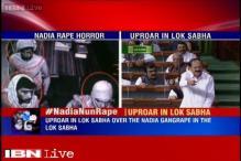 Uproar in Lok Sabha over nun gangrape case, TMC blames BJP for communal clashes