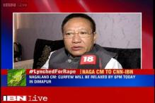 We did not submit any report to centre: Nagaland CM