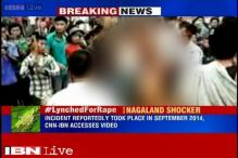 Nagaland: September 2014 video shows mob lynching an alleged rapist to death