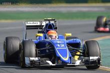 Sauber ends bad week with good results in Australia Grand Prix