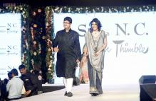 Photos: Aamir Khan, Sonakshi Sinha, Armaan Jain walk the ramp for charity