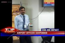 News 360: Immigration official suspended after harassing a woman passenger at Delhi airport