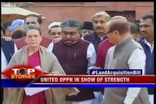 News 360: United Opposition marches against Land Acquisition Amendment Bill