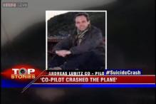News 360: Germanwings co-pilot wilfully crashed jetliner, says French prosecutor