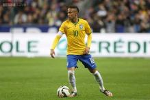 Neymar can break Pele's Brazil goal record, says Dunga