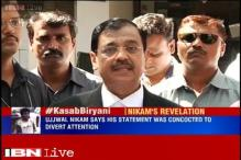 Kasab never asked for biryani, I concocted the statement: 26/11 Mumbai attack prosecutor Ujjwal Nikam