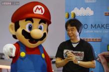 Nintendo's shares swell following its decision to develop smartphone games
