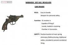 UP: Few woman takers for 'Nirbheek' revolver
