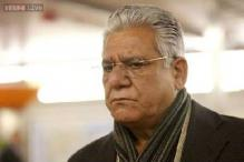Om Puri: Abusive language has become a fashion in movies