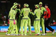 World Cup: Pakistan move into top four after UAE's 129-run rout