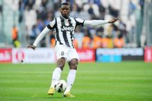 Juventus midfielder Pogba out for at least two months: reports