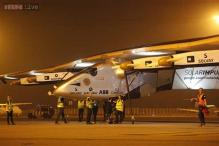 Solar Impulse-2 aircraft extends stopover in city once again
