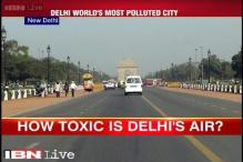 Status check: The impact of the toxic air pollution in Delhi