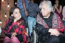 Shashi Kapoor chosen for the prestigious Dada Saheb Phalke Award