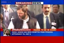 Rahul Gandhi exempted from personal appearance till 8th May in Bhiwandi defamation case