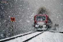 Snowfall, rains lash North India, temperatures dip below normal, several areas waterlogged