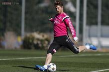 Sergio Ramos back in Real Madrid squad for Levante clash