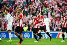Real Madrid lose 1-0 at Athletic Bilbao, put La Liga lead in jeopardy