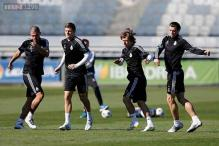 Misfiring Real Madrid hoping for Luka Modric lift against Schalke