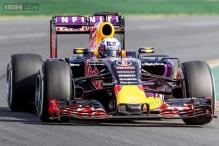 Red Bull frustrated with engine problems