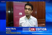 Murty Classical Library of India showcases remarkable content produced in ancient times: Rohan Murty