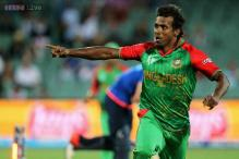 Rape claim against Bangladesh World Cup hero Rubel dropped