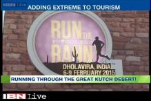 Run the Rann: Running through the great Kutch desert