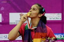 Saina Nehwal, Kidambi Srikanth win India Open titles