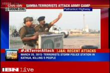 J&K: 2 terrorists killed during encounter with Army in Samba, 2 securitymen injured