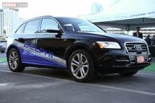 Self-driving car prepares for 5,600-km US road trip