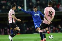Serie A: Alvaro Morata strike inches Juventus closer to title