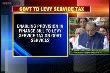 Finance Ministry proposes levy of tax on all government services