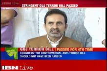 Gujarat: Controversial Anti-Terror Bill should not have been passed, says Congress
