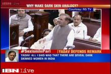 Woman MPs demand apology over sexist remarks but Sharad Yadav defiant