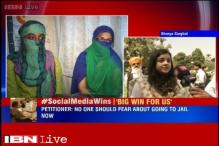 Petitioner Shreya calls SC's order quashing Section 66A of IT Act people's victory