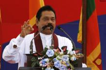 Former Sri Lankan president Rajapaksa blames India for his election defeat