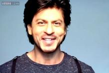 Shah Rukh shoots for 'Fan' despite a hamstring injury