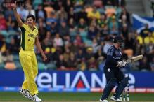 World Cup 2015: Mitchell Starc glad as plan comes together