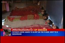 UP: Women asked to sleep on floor near washrooms for sterilisation surgery in Chandauli