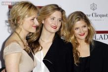Meryl Streep's daughters model for designer Clare Vivier's new H&M collection
