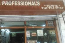 Teesta - The Tea Shop: A good evening hangout place for students, young office goers