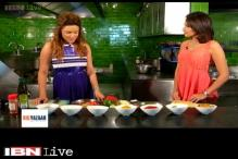 The Food Show: Cooking 'Mexican Rice' with Aashka Goradia