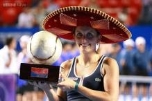 Timea Bacsinszky rallies to win Monterrey Open