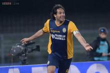 Serie A: Luca Toni double for Verona sinks Napoli